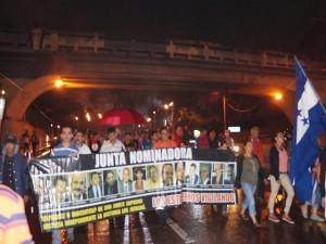 El pueblo exige una Corte Suprema de Justicia sin corrupción y al servicio de la justicia
