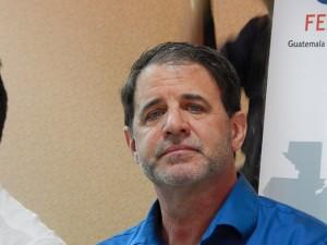 Ted Lewis, director del programa de Derechos humanos de Global Exchange.