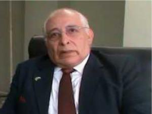 Víctor Manuel Lozano, presidente de la Sala de lo Constitucional.