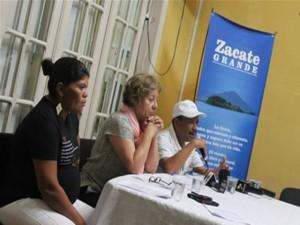 La denuncia se efectuó durante una conferencia de prensa en las instalaciones del COFADEH.
