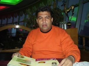 Hector Motiño en vida