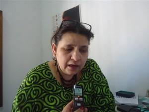 Suyapa Martinez, directora del Centro de Estudios de las Mujeres-Honduras (CEM-H)