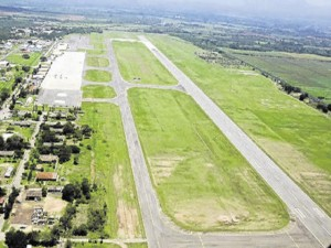 Aeropuerto de Palmerola con sede en Comayagua