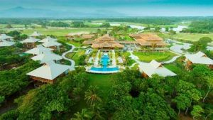 Indura Beach y Golf Resort.