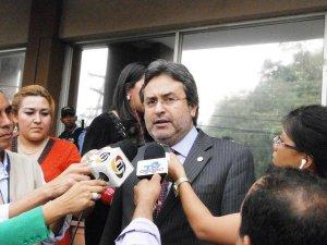 Juan Jimenez vocero de la MACCIH