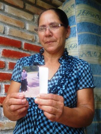 Francisca Alvarenga Reyes busca