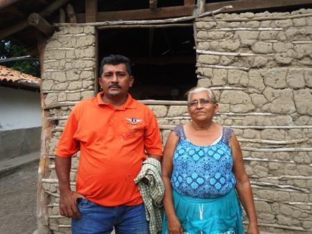 Wilmer Antonio Montoya madre Guadalupe Hernandez